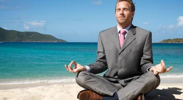 Relaks przez medytację