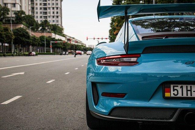 Porsche Gt Sports Car Road - Ultra_Media / Pixabay